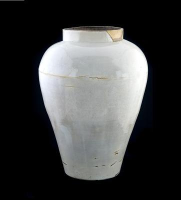 Satsuma ware jar