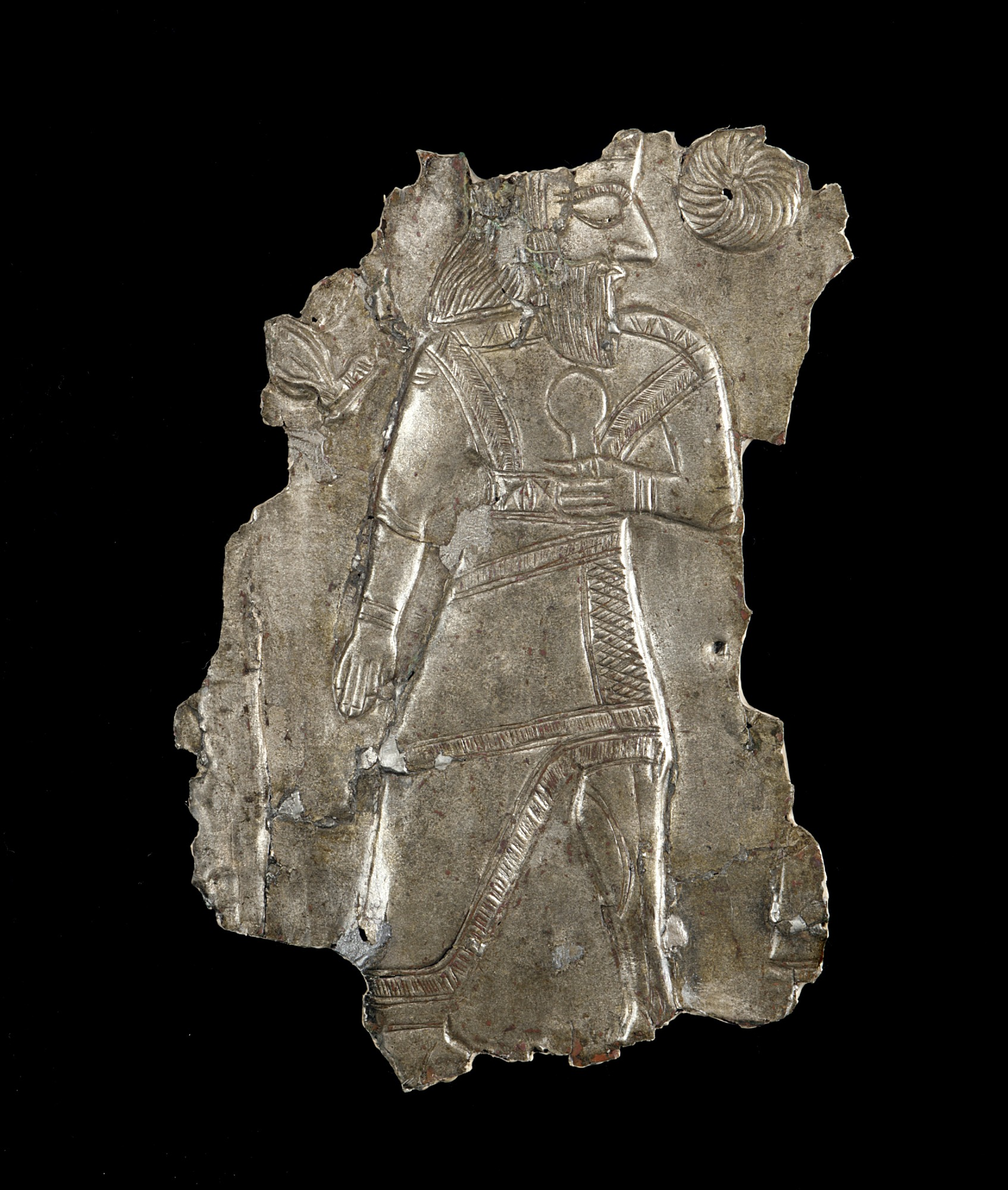images for Plaque (fragment)