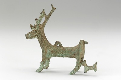 Pendant in the shape of a stag