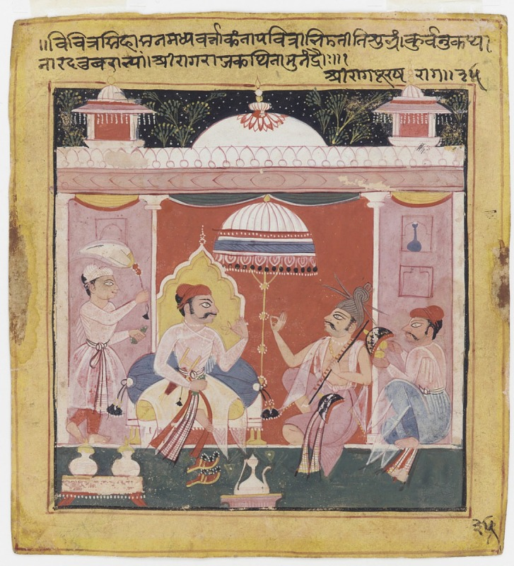 Image for Shri Raga from the Chawand Ragamala