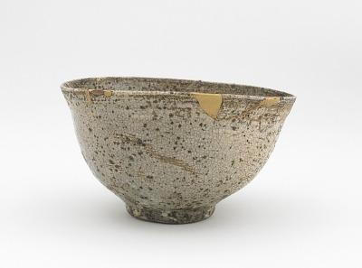 Tea bowl, possibly Rakuzan ware