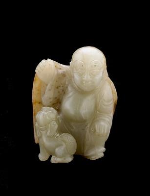 Buddhist Monk (He shang)