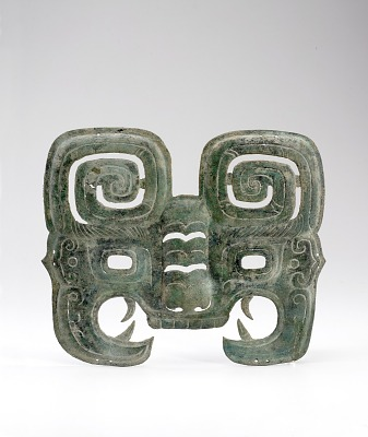 Horse harness frontlet