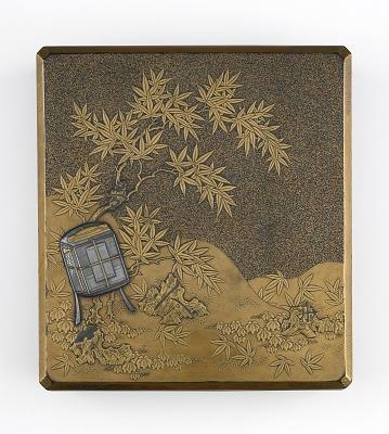 Inkstone box (suzuribako)