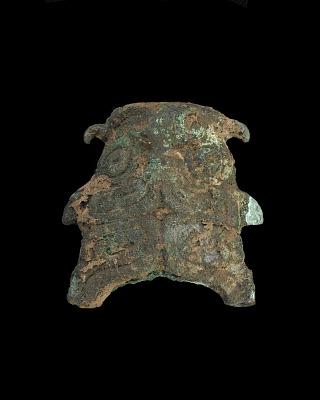 Ornament: grotesque animal mask