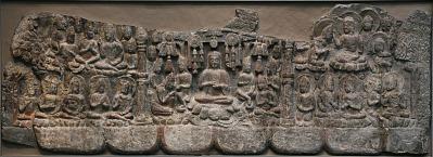 Gathering of Buddhas and Bodhisattvas