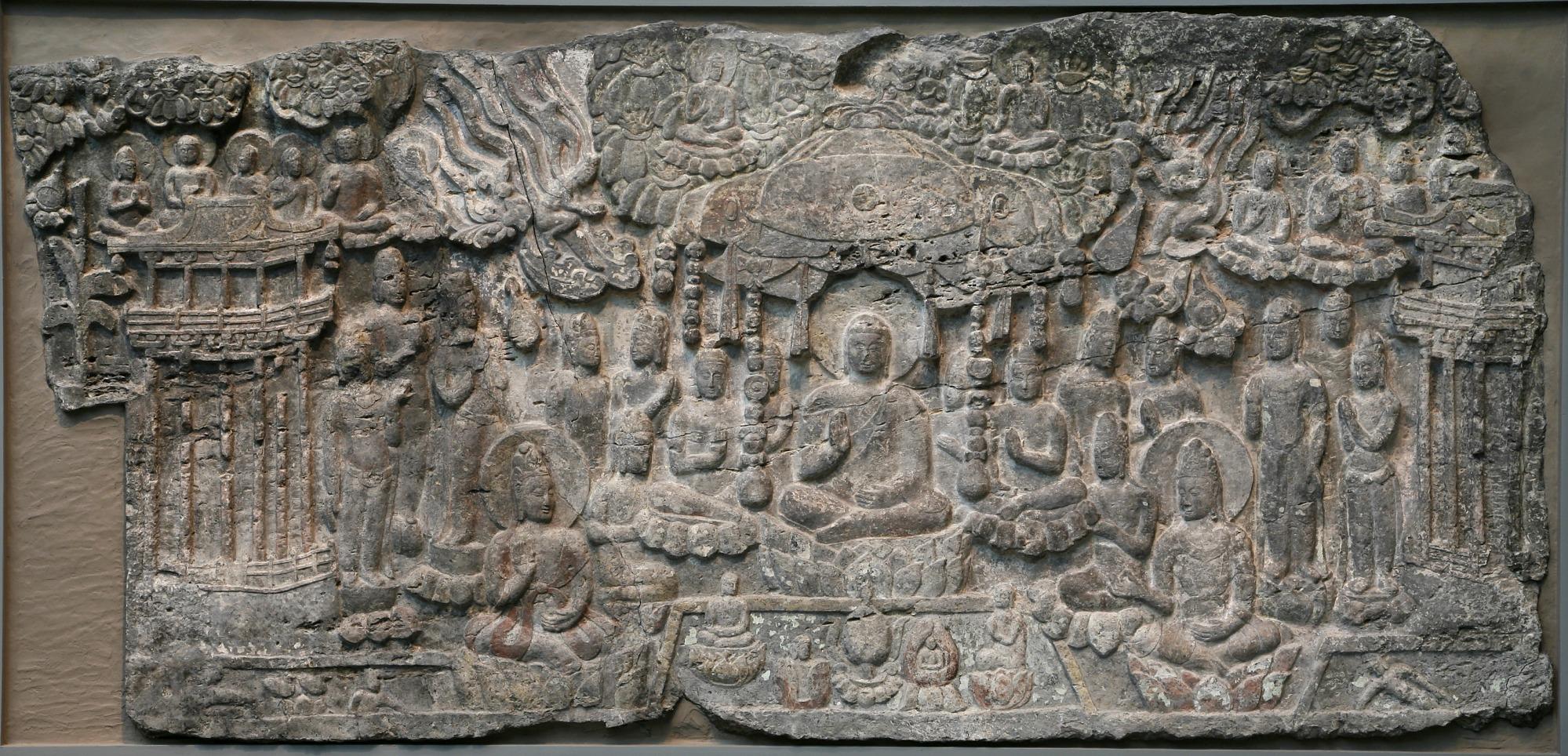 images for Western Paradise of the Buddha Amitabha