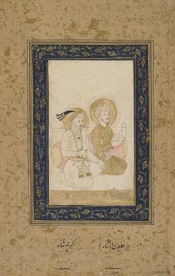 Humayun and Akbar