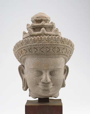 Head of Harihara
