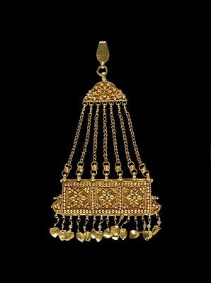 Jhumar (hair ornament)