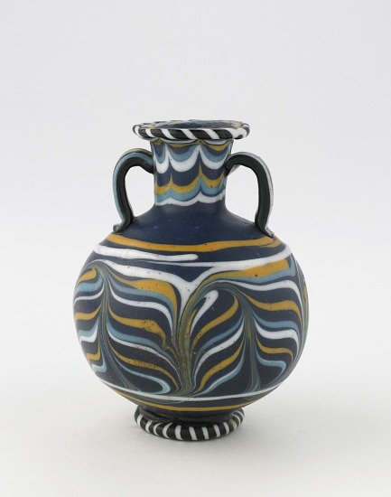 Miniature Two Handled Vase Smithsonian Institution