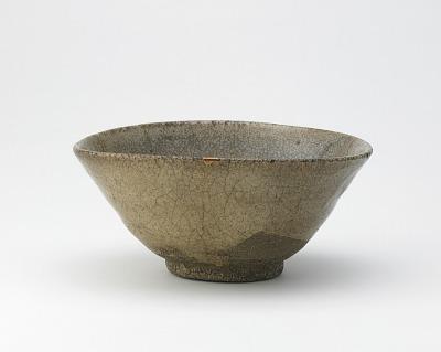Tea bowl, possibly Karatsu ware