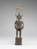 Figure of a drummer