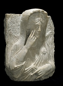 images for Funerary relief bust-thumbnail 2