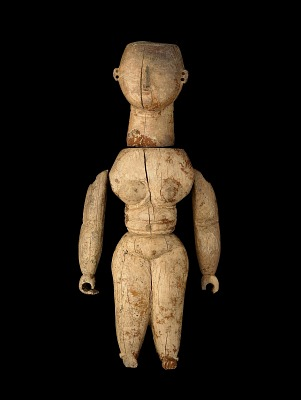 Articulated Figure of a Woman