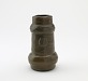 profile: Tanoue ware vase for Buddhist altar or grave