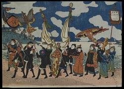 A Dutch procession
