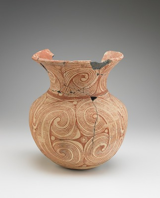 vessel with round bottom