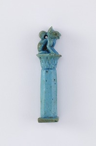 images for Papyrus column with two cats-thumbnail 2