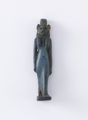 Standing figure of Sakhmet (reproduction)