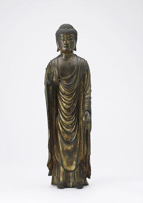 Amitabha Buddha (Amida), the Buddha of Infinite Light