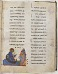 folio 219: Adoration of the Magi in a Gospel according to the four Evangelists