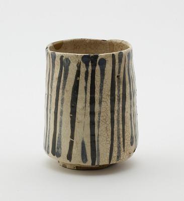 Individual food-serving cup