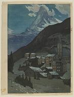 Matterhorn—Night