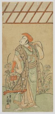 The Actor Ichikawa Komazu II