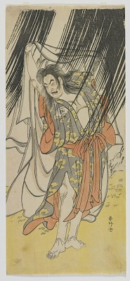 The Actor Onoe Matsusuke I as the Priest Shunkan