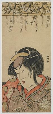 Hamamuraya Roko (Segawa Kikunojo III)