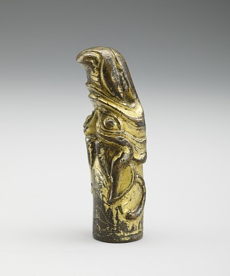 Ornament, possibly a staff tip