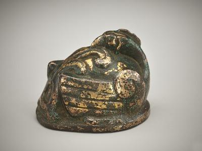 Ceremonial object in the form of a bird (<em>feng</em>)