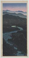 Ioridani pass, Etchu