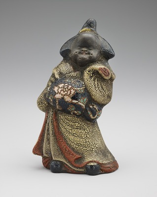 Figure of Otafuku