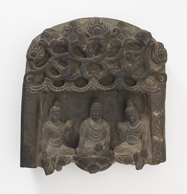 Buddhist tablet