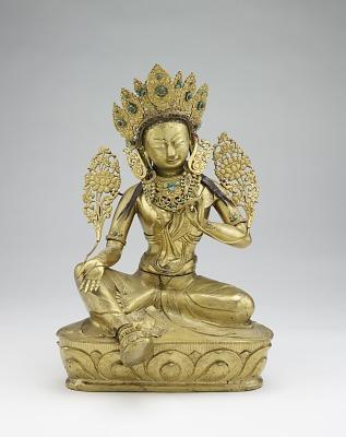 Khadiravani (Green or Yellow) Tara