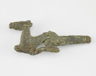 Garment hook (<em>daigou</em>), fragment