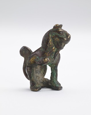 Statuette of an animal