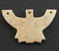 Pendant with mask