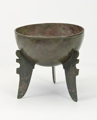 Ritual food cauldron (ding)