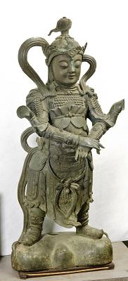 Bodhisattva in Military Aspect