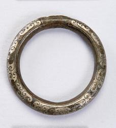Pair of ring fittings