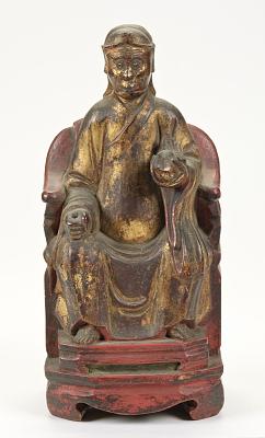 Seated Monkey King