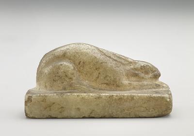 Figure of a rabbit