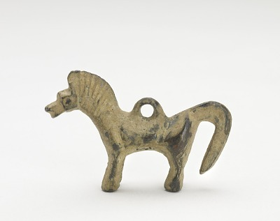 Ornament in the form of a horse