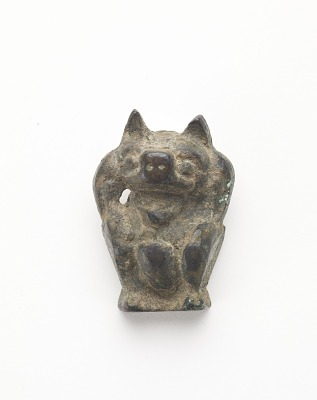 Ornament in the form of a bear