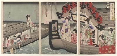 Tamagawa biraki no hanabi