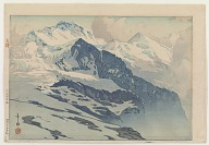 Jungfrau Mountain, from the series Europe