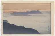 Yatsugatake, from the series The Southern Japan Alps